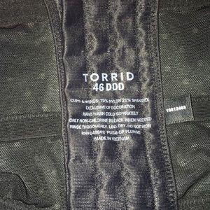 torrid Intimates & Sleepwear - Torrid Pin Up Polka Dot Bra